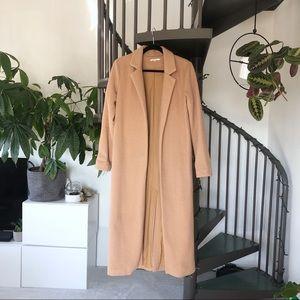 Tularosa Lauren Coat in Camel